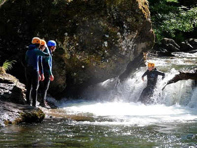CANYONING  & RANDO AQUATIQUE